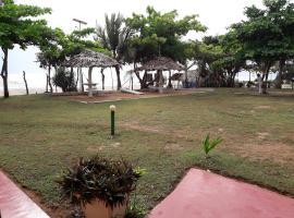Sea View Beach Hotel, отель в Нилавели