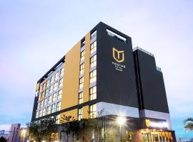 YOUUS Hotel, hotel di Seogwipo