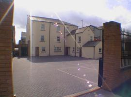 Earle House Serviced Apartments, hotel in Crewe