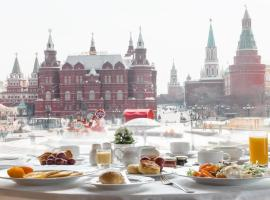 Hotel National, a Luxury Collection Hotel in Moscow, hotel near Lenin Mausoleum, Moscow