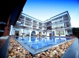 Water Gate Resort & Spa, hotel in Unawatuna