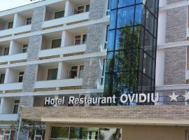 Hotel Ovidiu – hotel w Mamai