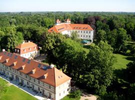 Urlaubsresidenz Marstall und Kanzlei im Schlossensemble, Hotel in der Nähe von: Tropical Islands, Lübbenau