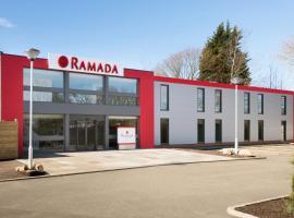 Ramada Chorley South, hotel in Chorley