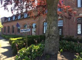 Hotel De Pupiter, hotel near Waregem Golf Club, Kluisbergen