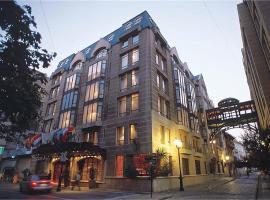 Hotel Fundador, hotel cerca de Museo Chileno de Arte Precolombino, Santiago