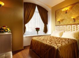Kroshka Enot na Volokolamskom, hotel near Pavshino MCD Station, Krasnogorsk