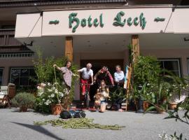 Hotel Lech & Residenz Chesa Rosa, Hotel in Lech am Arlberg