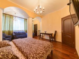 "Guest House at the Polytechnic Institute, готель типу ""ліжко та сніданок"" у Києві"