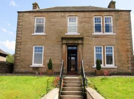 Middleton House Bed and Breakfast, hotel near Gleneagles, Auchterarder