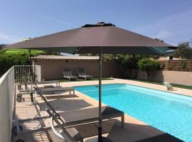 L'Oustaou di Ercole, hôtel à Bormes-les-Mimosas près de: Golf de Valcros