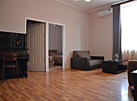 Giansa, pet-friendly hotel in Tbilisi City