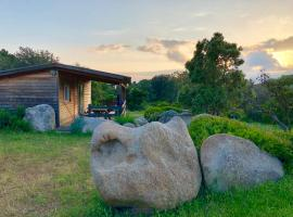 A Casetta, cabin in Pianottoli-Caldarello