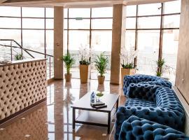 Sky hotel, hotel near Sheremetyevo International Airport - SVO,