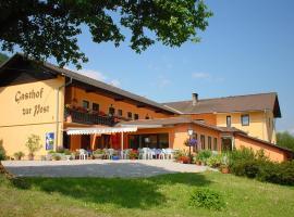 Gasthof Hotel Zur Post, Hotel in der Nähe von: Schloss Hornstein, Ferlach