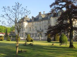 Château des Monthairons & Spa、レ・モントエロンのホテル