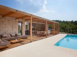Design Villa Olea, pet-friendly hotel in Klimno