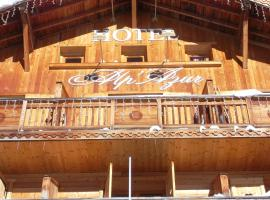 Alp'azur, hotel in L'Alpe-d'Huez
