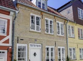 Oluf 12, hotel i nærheden af Flensborg Havn, Flensborg
