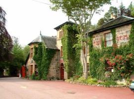 Loch Ness Lodge Hotel, hotel in Drumnadrochit