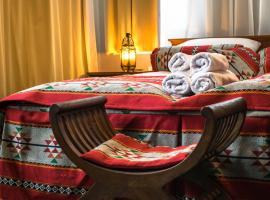 Petra Hotel, hotel Nyíregyházán