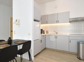 House 22, apartment in Kortrijk