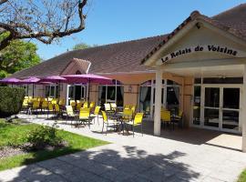 Le Relais de Voisins, hotel near Isabella Golf Course, Voisins-le-Bretonneux