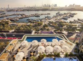 Al Bandar Rotana – Dubai Creek, hotel near Seawings Dubai Creek, Dubai