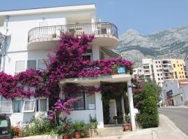Apartments Milena & Ante, spa hotel in Makarska