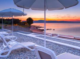 Luxury Apartments Villa Matea 1, hotel near Vantacici Beach, Malinska
