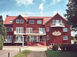 Hotel Garni Bendiks, Hotel in der Nähe von: Deutsches Sielhafenmuseum, Horumersiel