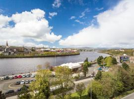 Riverside Apartment, hotel in Derry Londonderry