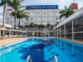 Hotel Premium Campinas, hotel em Campinas