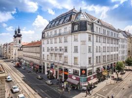 Hotel Pension Excellence, hotel near Rathausplatz, Vienna