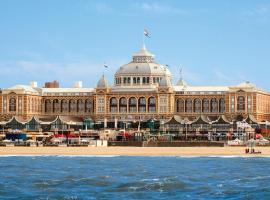 Grand Hotel Amrâth Kurhaus The Hague Scheveningen, pet-friendly hotel in Scheveningen