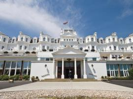 The Grand Hotel, hotel in Eastbourne