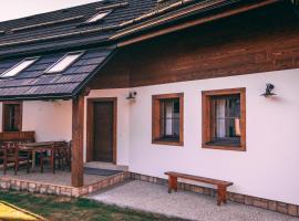 Apartmány Štefanova, apartment in Terchová
