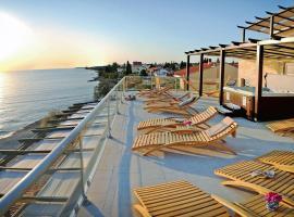 Hotel Delfin, hotel en Zadar