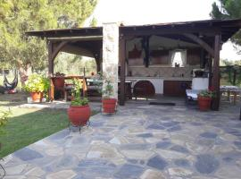 Konaki Guesthouse, country house in Ormos Panagias