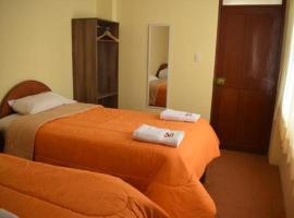 Peru Swiss Hostel, B&B in Arequipa