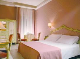 Hotel Romulus, hotel a Roma, Nomentano