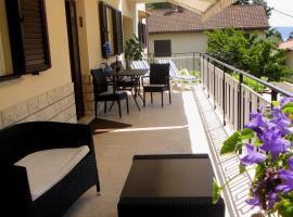 Apartman Vera, hotel in Mošćenička Draga