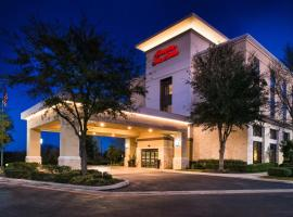 Hampton Inn and Suites Schertz, hotel near Comal River Tubing, Schertz