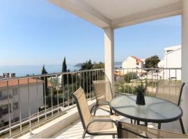 Luxuria*****Apartment amazing view, hotel near Jezinac Beach, Split