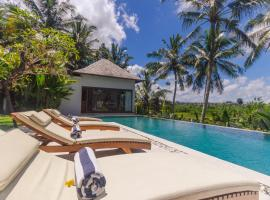 Santun Luxury Private Villas, hotel in Ubud