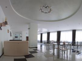 Gostinitsa Metallurg, hotel in Zlatoust
