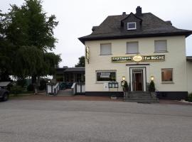 Gasthaus Pension Zur Buche, Hotel in Mittelstrimmig