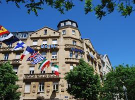 Alerion Centre Gare, hotel in Metz