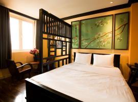 Ipeace Hotel, hotel in Ho Chi Minh City