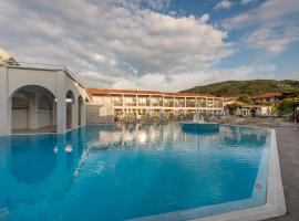 Hotel Papillon, hotel in Argassi